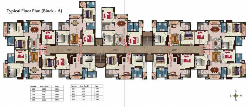 Images for Cluster Plan of Aastik Sai Amrita Enclave
