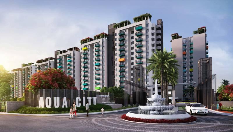 Images for Elevation of Saakaar Aqua City