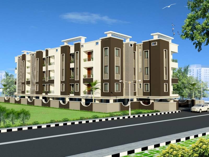 anu-anand-sairandhri-apartment Elevation