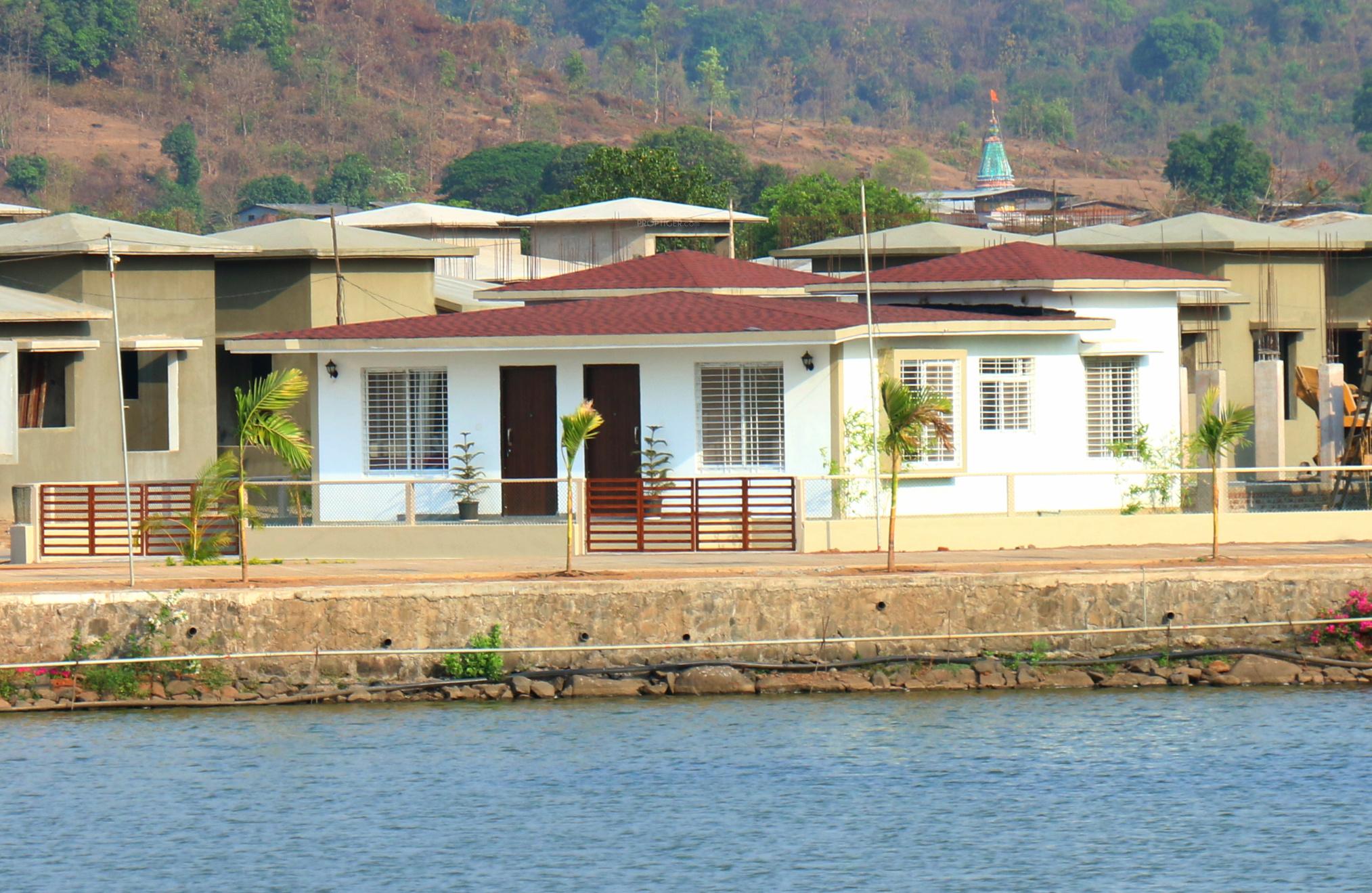 Apratim Lake City Phase 1 In Pali Raigad Price