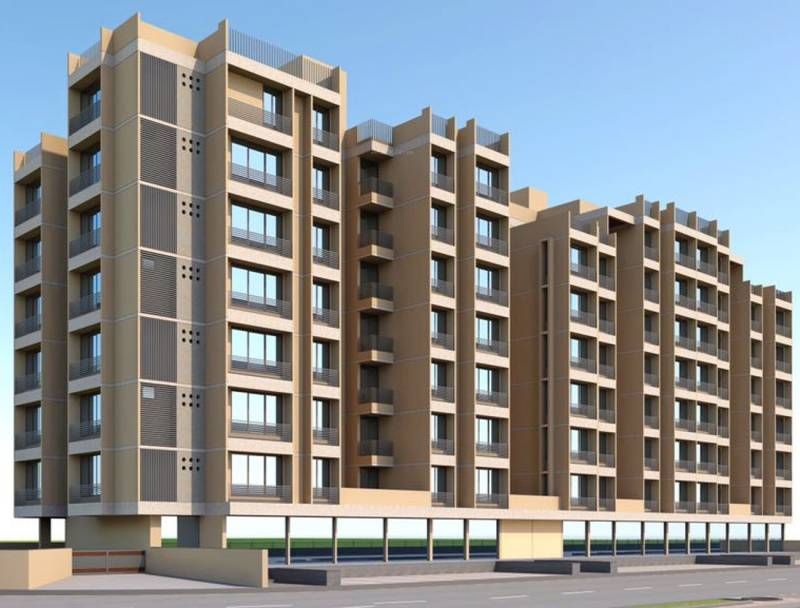 Images for Elevation of Jay Ambe Vaishanvi Garden View