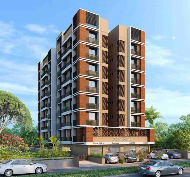 Images for Elevation of Krishna Aditya Royal