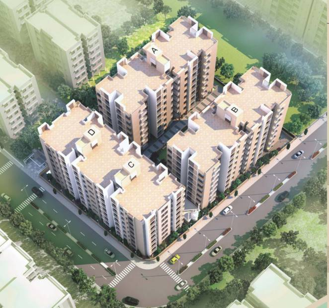 Images for Elevation of Altair Baagban Residency