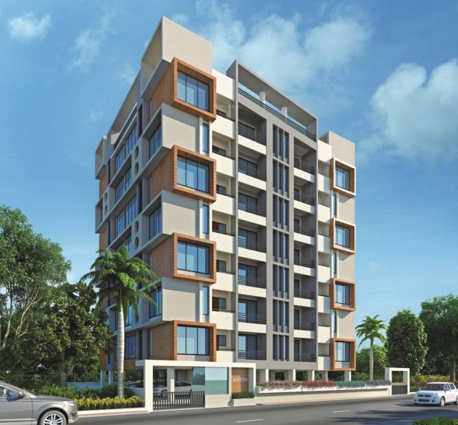 Images for Elevation of Akshar Akshardeep