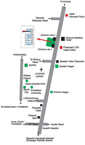 Images for Location Plan of Paarth Canary Phase 1