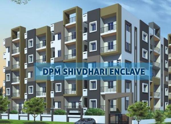 shivdhari-enclave Elevation