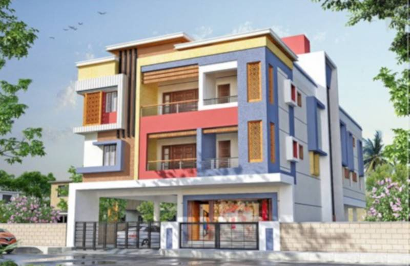 Images for Elevation of Woddies Alwarthirunagar