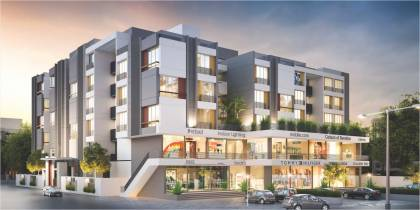 Images for Elevation of BR Siddharth Saumya