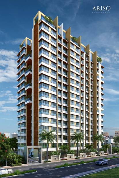 Images for Elevation of Kyraa Ariso Apartment