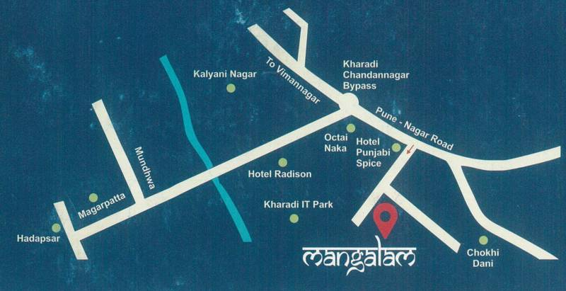 Images for Location Plan of Moraya Mangalam Residency