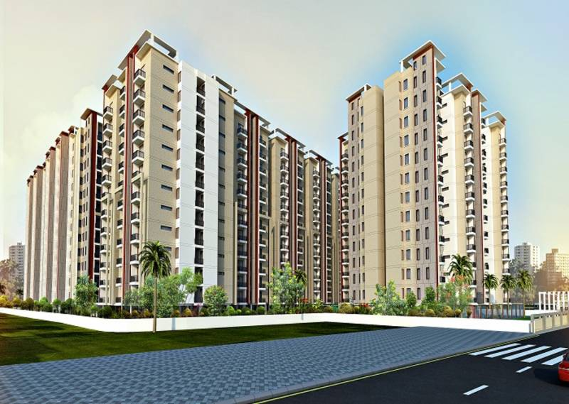 Images for Elevation of Ravi Surya Residency