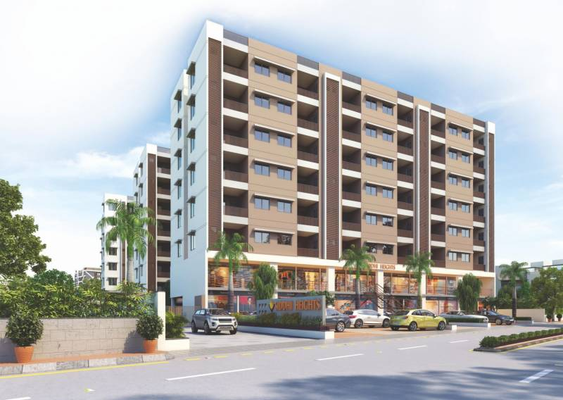 Images for Elevation of Uma Siddhi Heights