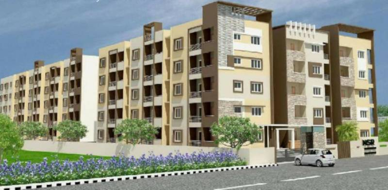 Images for Elevation of MSR Builders Bangalore Gangothri Residency