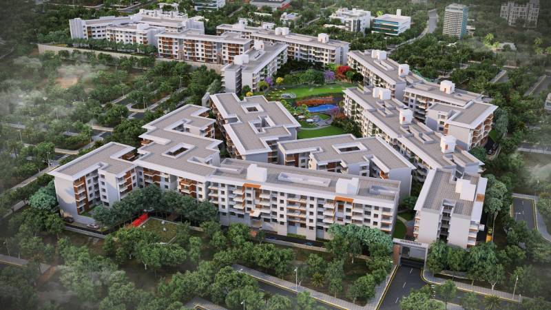 Images for Elevation of Sona Vistaas