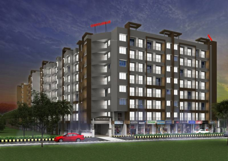 Images for Elevation of Shree Krishna Gokuldham