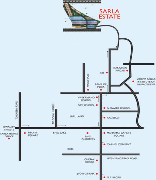 Images for Location Plan of Sarla Estate