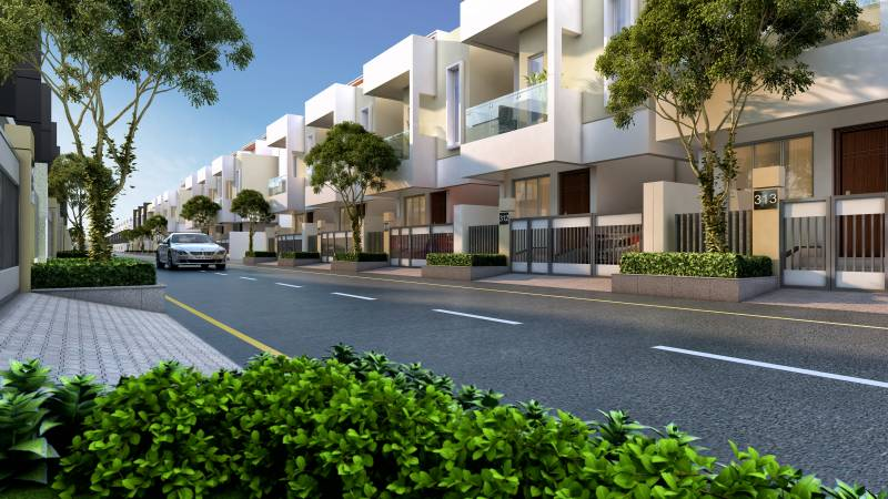 Images for Elevation of S And P Signature Villas
