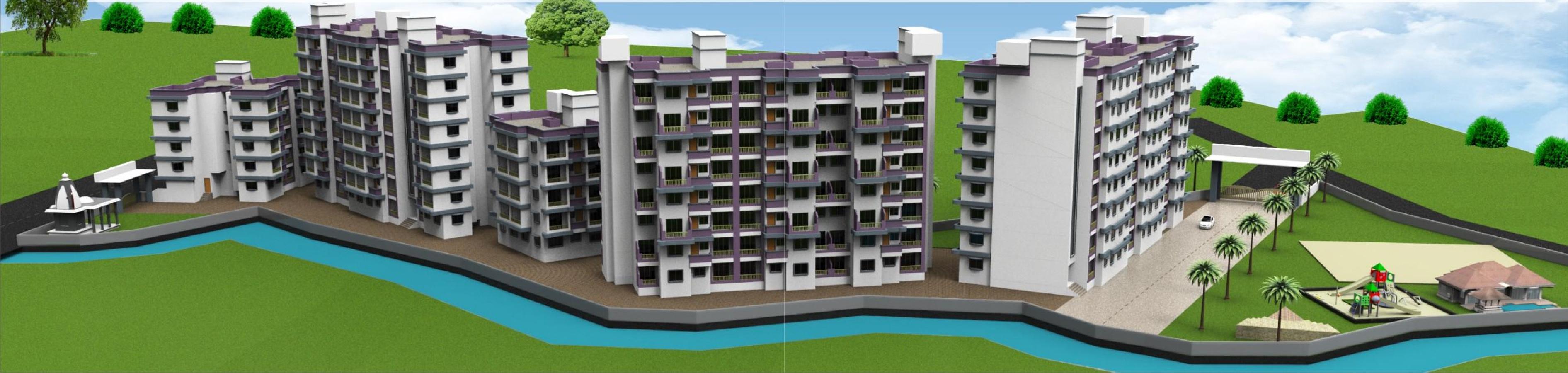 Jainam Phase 1 Jainam Garden In Khopoli Mumbai Price