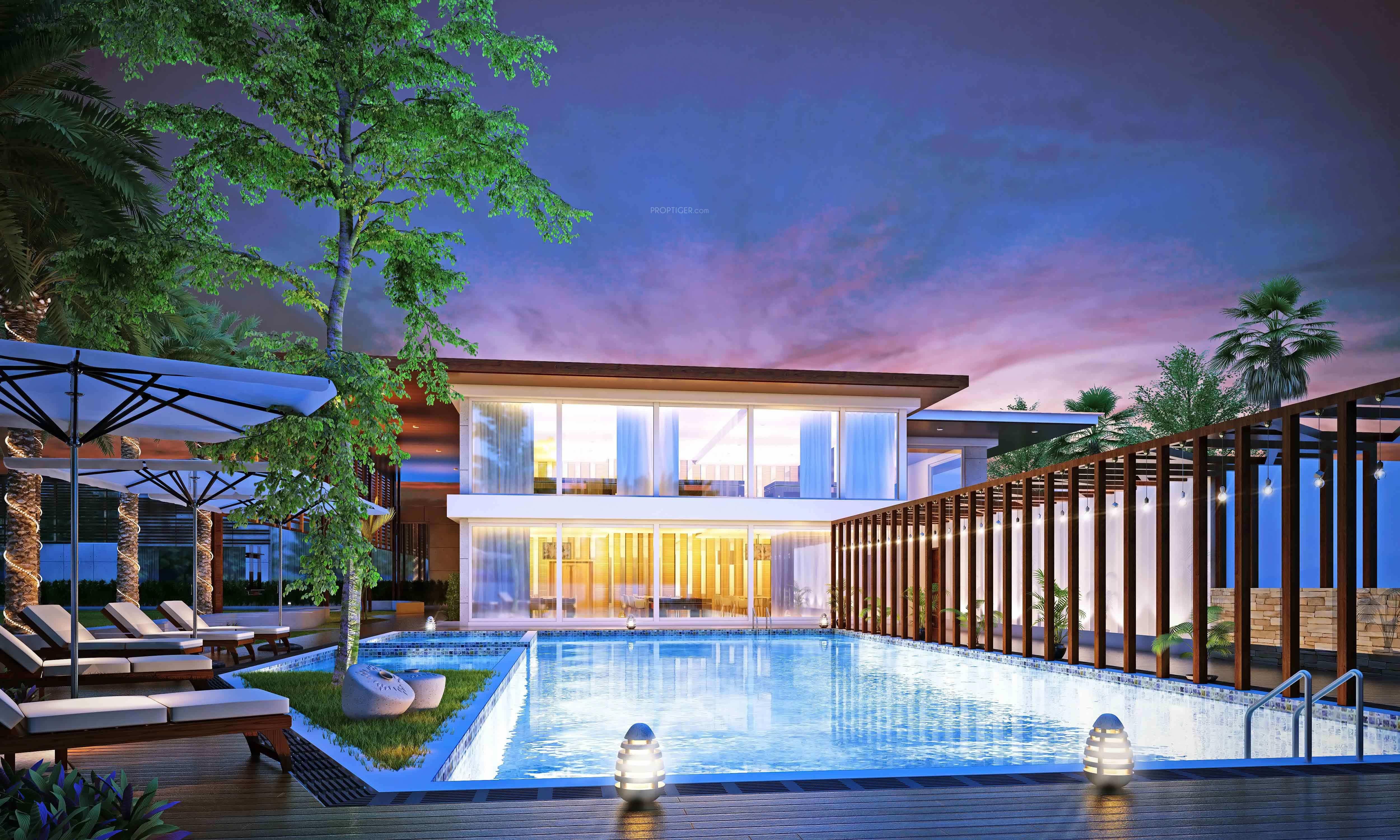 Eipl la paloma villas in mokila hyderabad price - Swimming pool construction cost in hyderabad ...