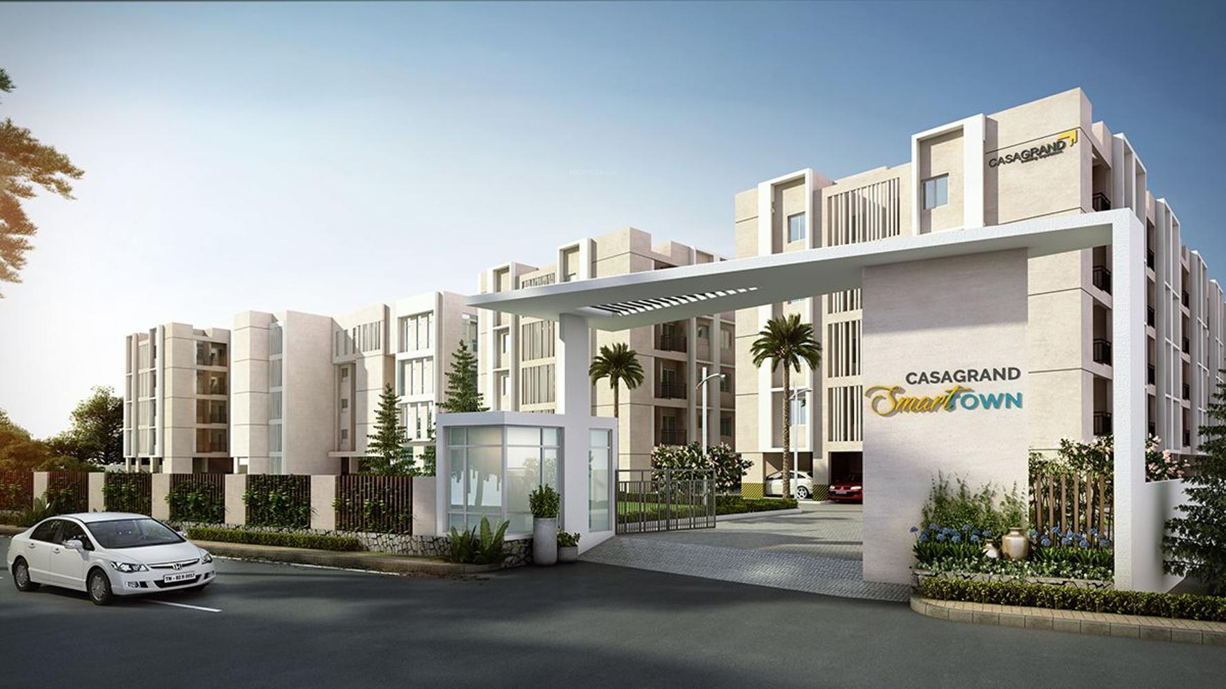 Casagrand Smart Town In Thalambur Chennai Price