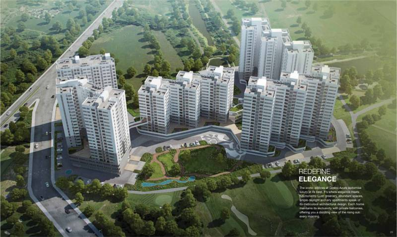 Images for Elevation of Godrej Azure Phase 3