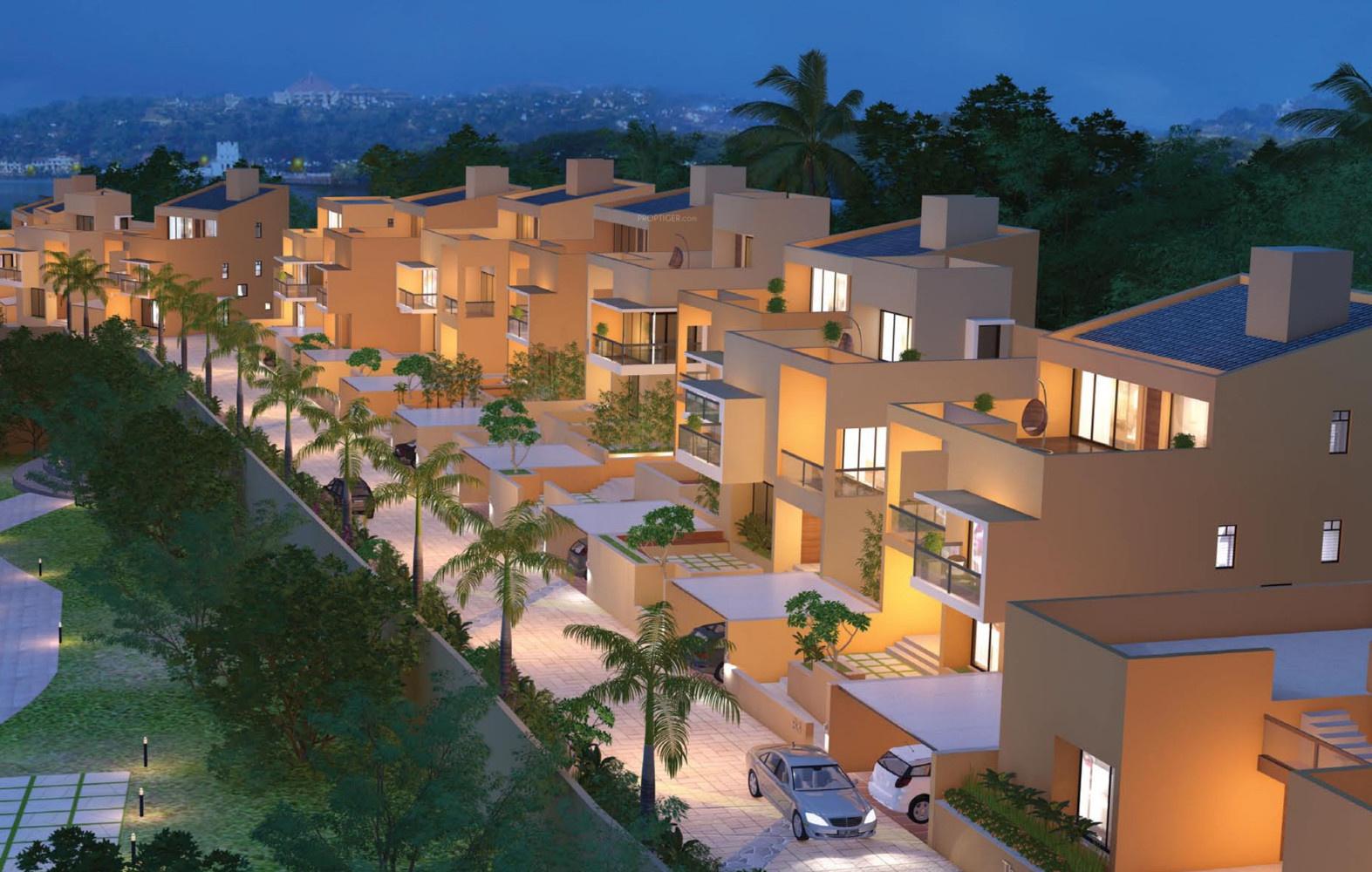 Alcon Serenity Avenue Phase II in Chimbel, Goa - Price