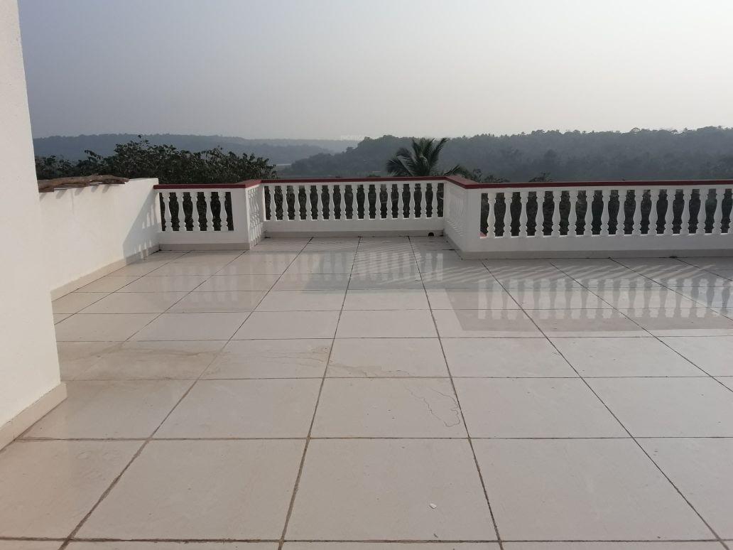 Megha Church View Residency In Moira Goa Price