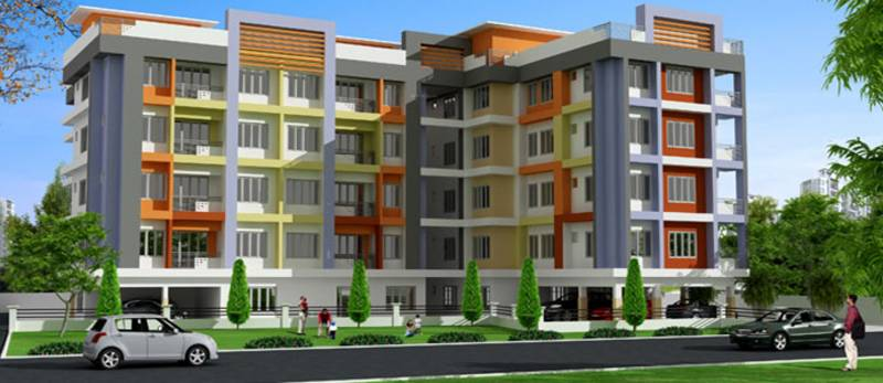 Images for Elevation of Reliable Deshbandhu Apartment