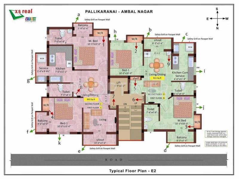 Images for Cluster Plan of XS Real Properties Vibe