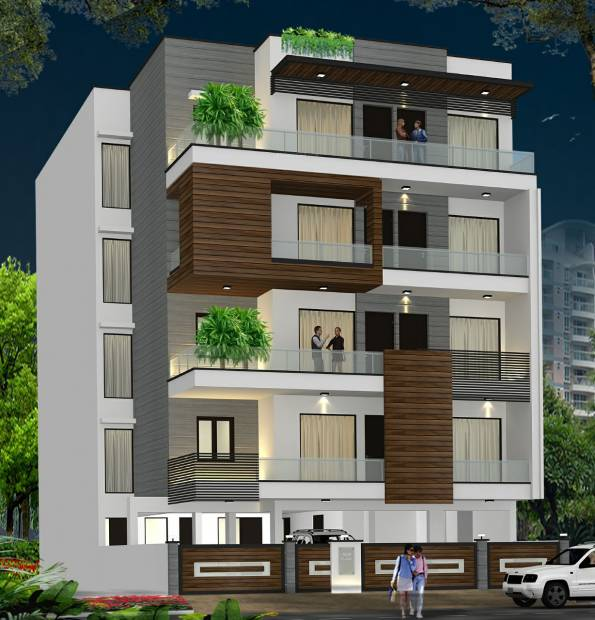 Images for Elevation of Sukhmani Homes