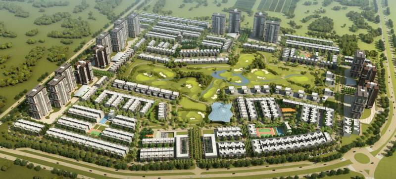 Images for Elevation of Godrej Evoke Villas