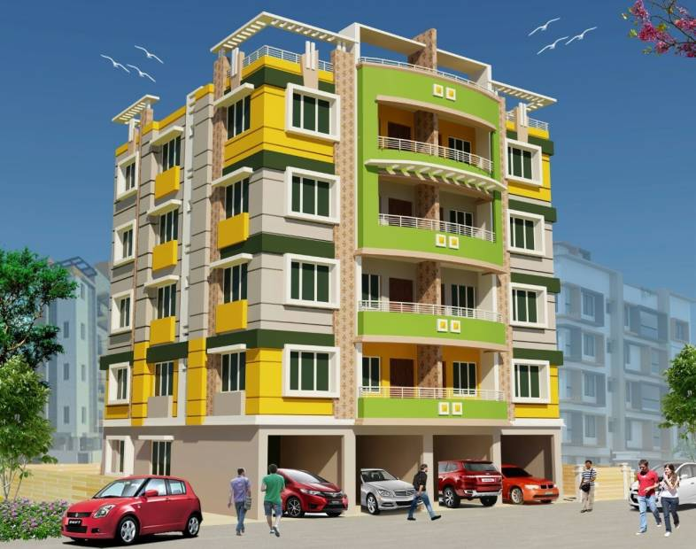 Images for Elevation of M M Sanyal Villa