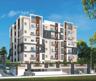 Images for Elevation of Pratyusha Hill View Residency