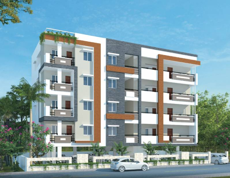 Images for Elevation of Pratyusha Jyothi Residency