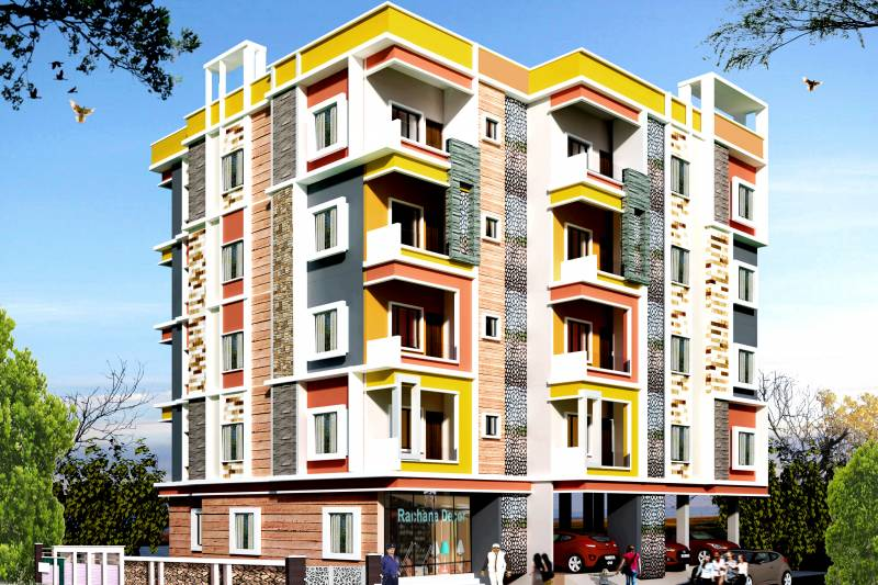 Images for Elevation of Happy 41 Khetra Banerjee Lane