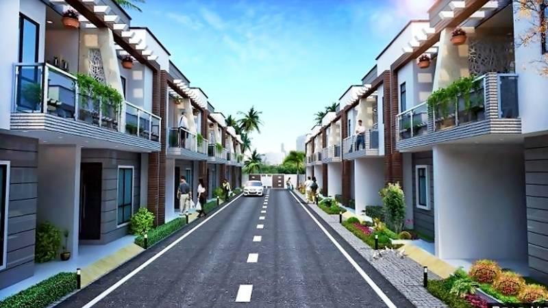 Images for Elevation of Home Topper Developers Kamakhya Villas