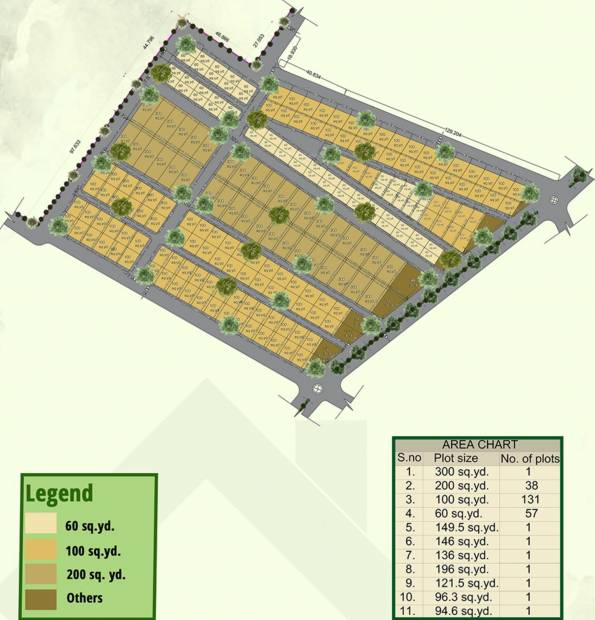 Images for Layout Plan of Ansar A1 City