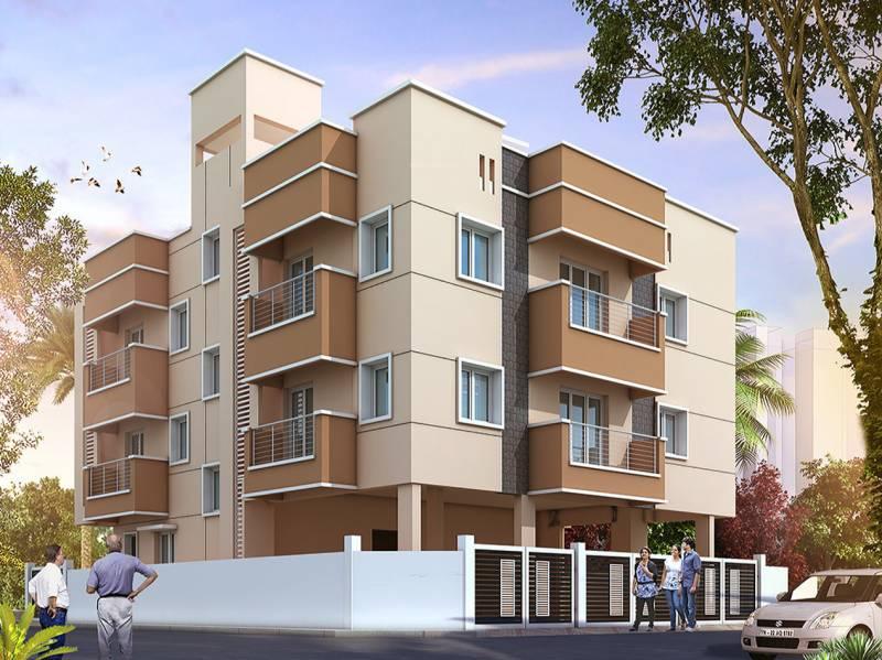 Images for Elevation of Audilok Jeyalakshmi