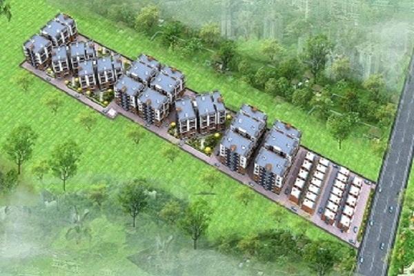 agrani-sbi-township Elevation