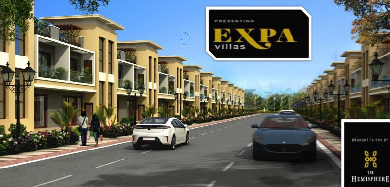 Images for Elevation of The Hemisphere Expa Villa