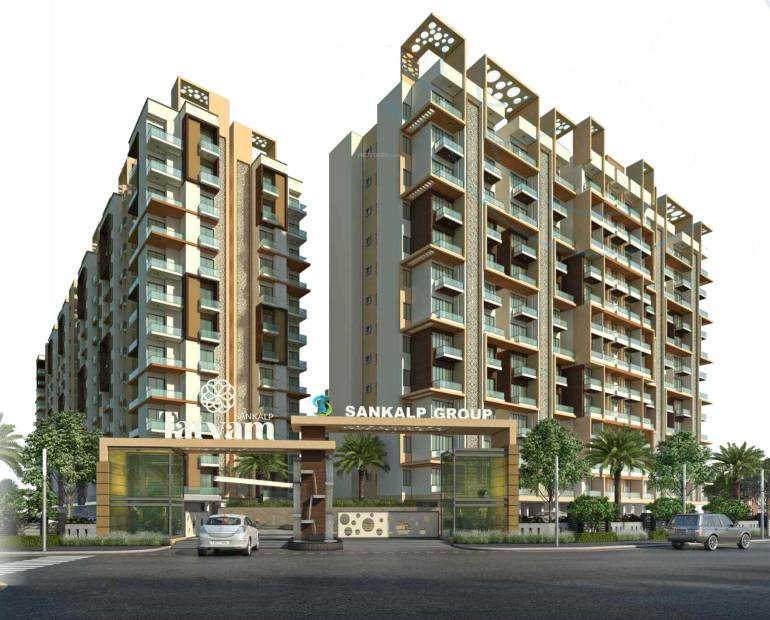 Images for Elevation of Sankalp Suparshwa Graden City