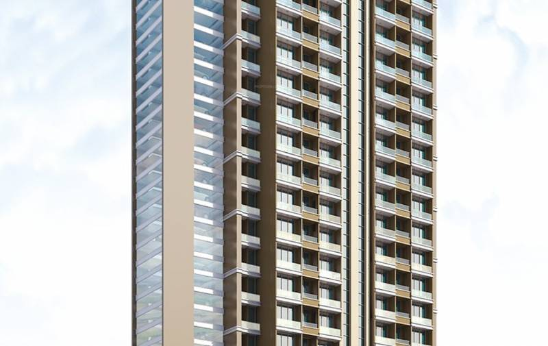 Images for Elevation of Puneet Kanchanganga Phase One Floor 0 To Floor 25