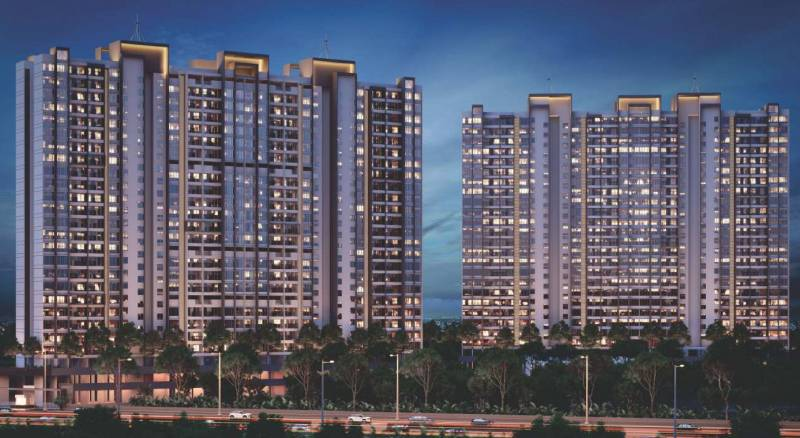 Images for Elevation of Paranjape Trident C D