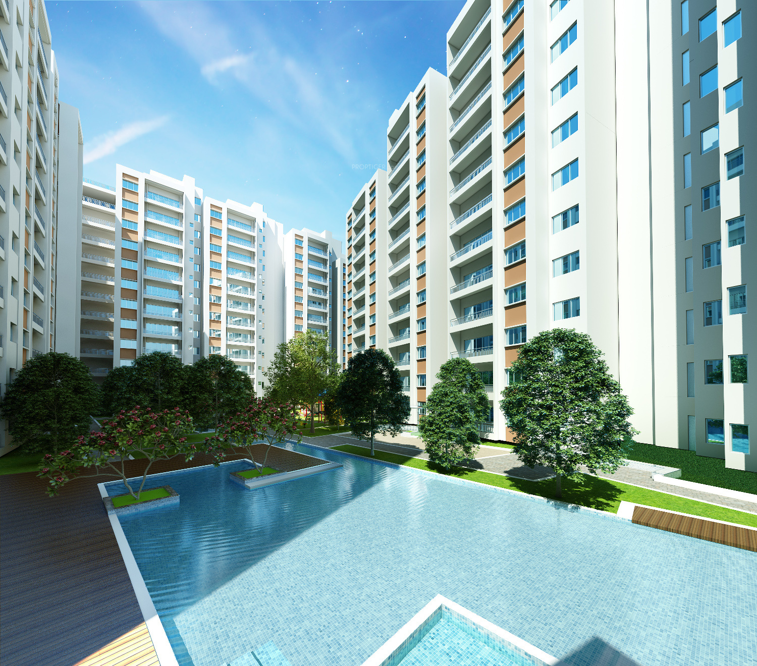 1170 Sq Ft 2 BHK 2T Apartment For Sale In SLV