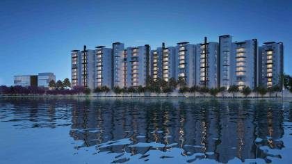 Images for Elevation of Ashoka Lake Side