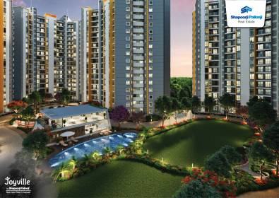Images for Elevation of Shapoorji Pallonji Joyville Hinjawadi