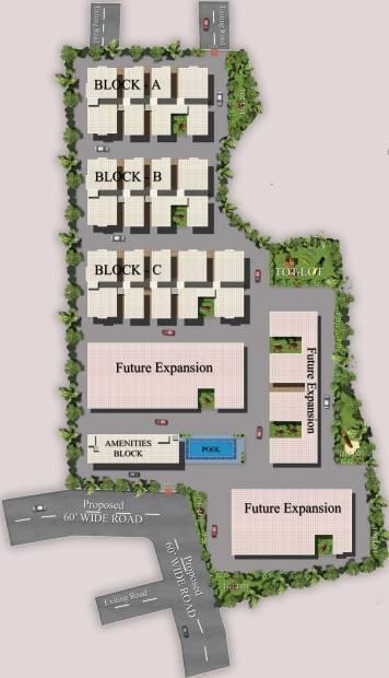 Images for Layout Plan of Vazhraa Vihhari