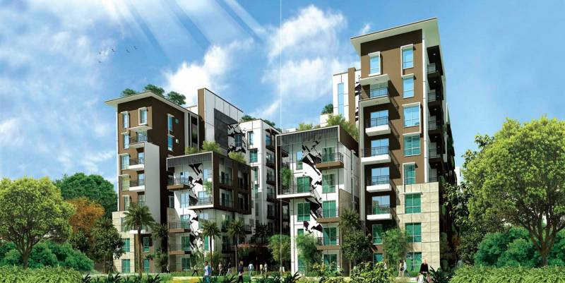 Images for Elevation of Estella Maple Square Block B