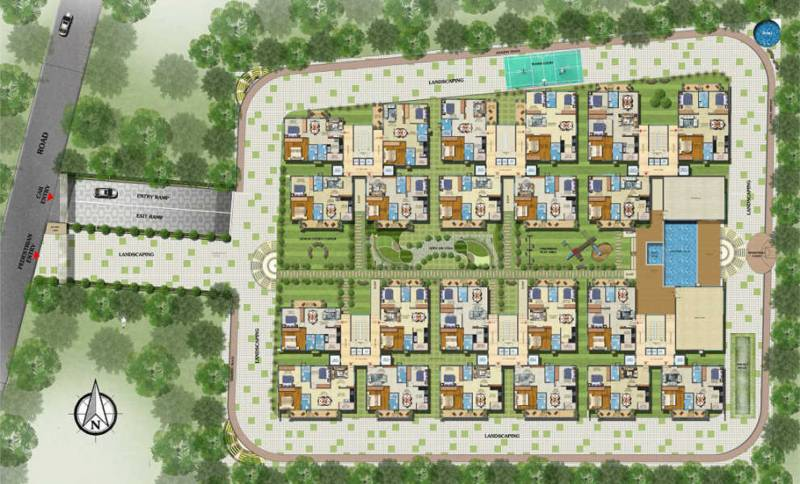 Images for Master Plan of Estella Maple Square Block B