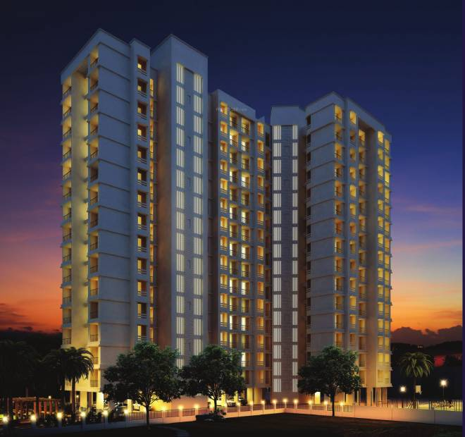 Images for Elevation of Vaishnavi Codename Thane North